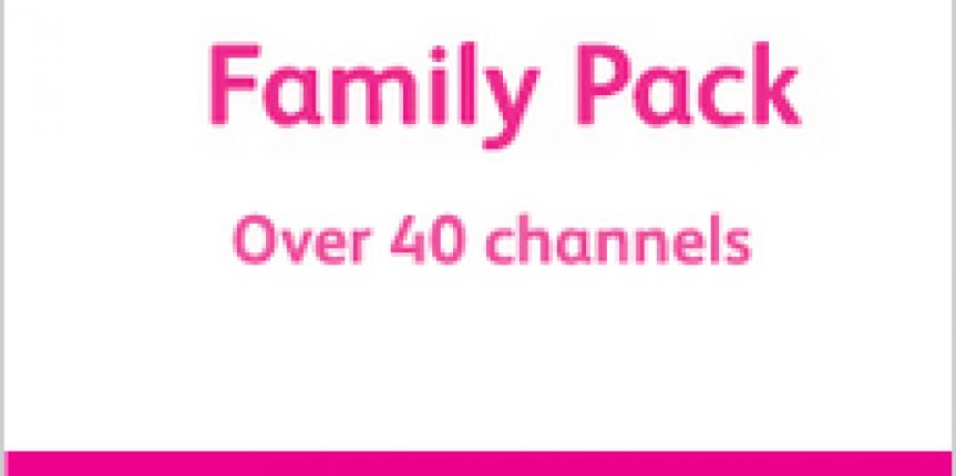 Astro IPTV Family Pack Maxis Fibre